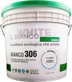 Secchio-oikos-white-il-bianco-306-ecologica